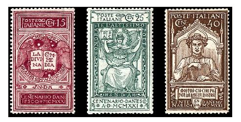 italian-dante-stamps-1921