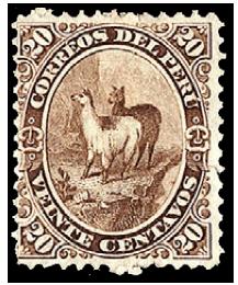 peru-1866-20c-brown