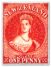 new-zealand-1855-1p-dull-carmine