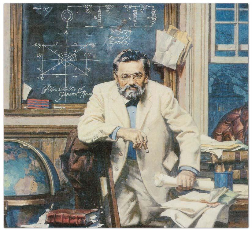 Versor Algebra -  Charles Proteus Steinmetz