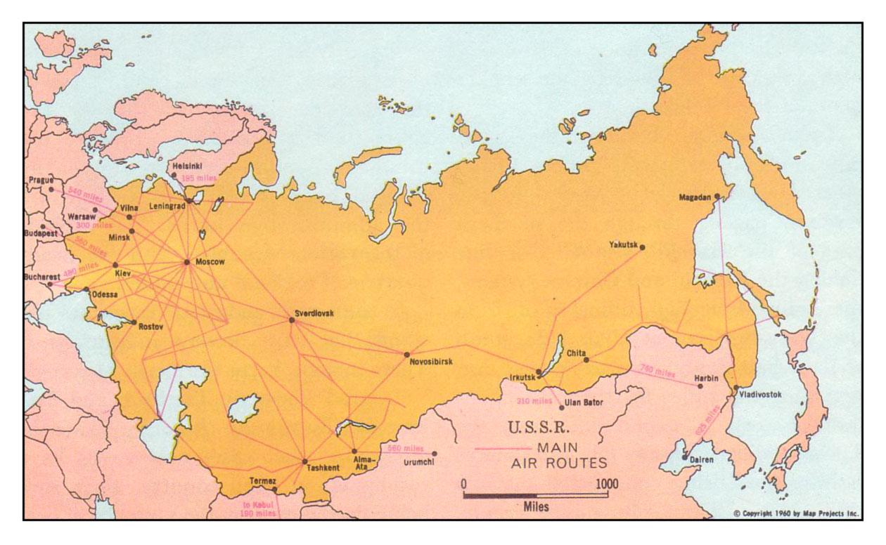 Soviet Communications 1965 Philatelic Database