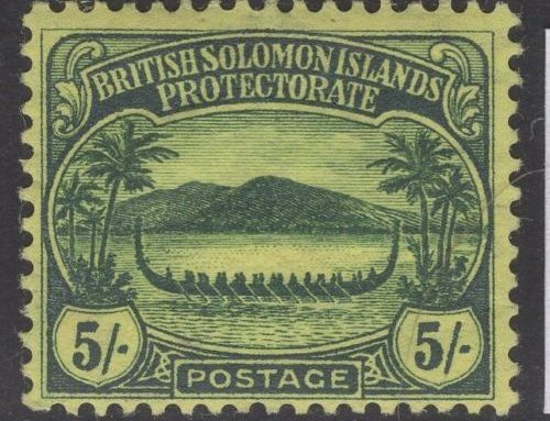 The British Solomon Islands: A Small Group for the Moderate Specialist (1910)