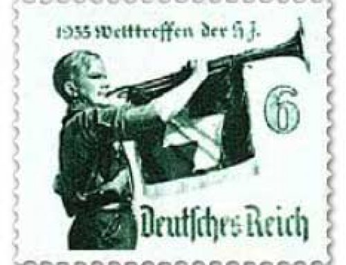 Stamps of Germany: World Jamboree of Hitler Youth Issues (1935)