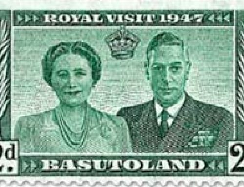 The Postage Stamps of Basutoland (Part One)