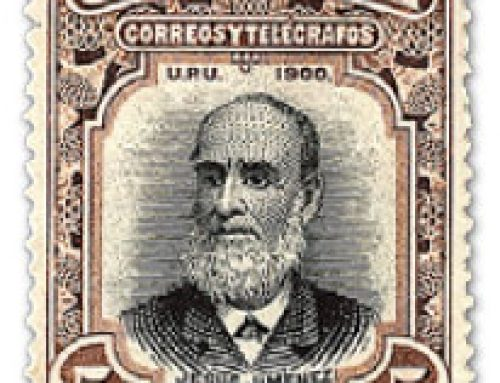 Who's Who on the Stamps of Costa Rica: Jesús Jiménez Issue (1901)