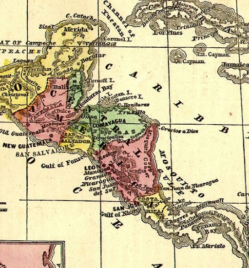 557px-CentralAmerica1860Map