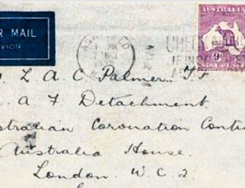 Australian Coronation Contingent, 7 May 1937 at Crowning of KGVI (England)