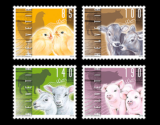 Switzerland-Farm-animals