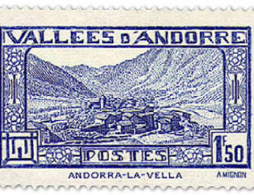 Andorra: A Shopping Mall Country