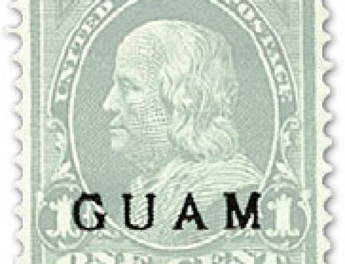 Guam: The First Issue (1899)