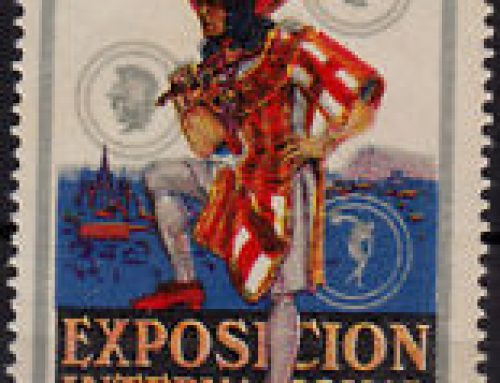 Stamps of Spain: Barcelona Exposition (1929)