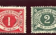 Ireland-1925-postage-due-set
