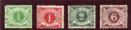 Ireland-1925-postage-due-set