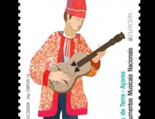 Stamps of Portugal: Europa Musical Instruments (2014)