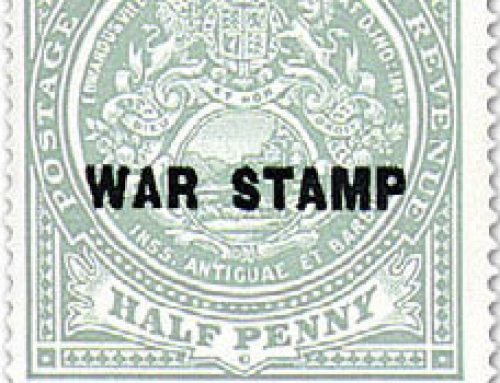 War Tax Stamps:The British Empire's Effort (1914-1920)
