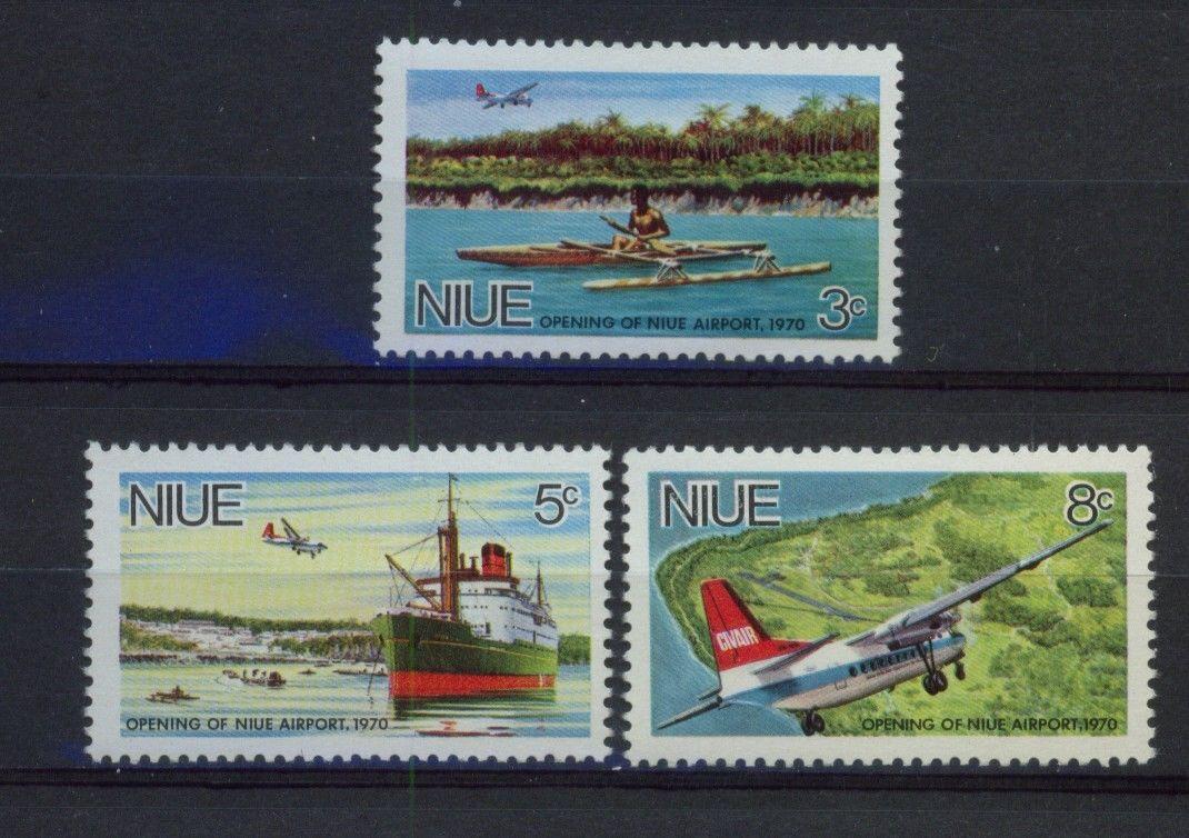 Niue Airport 1970