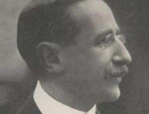 Postal Historians: Francisco Carreas Candi (1862-1937)