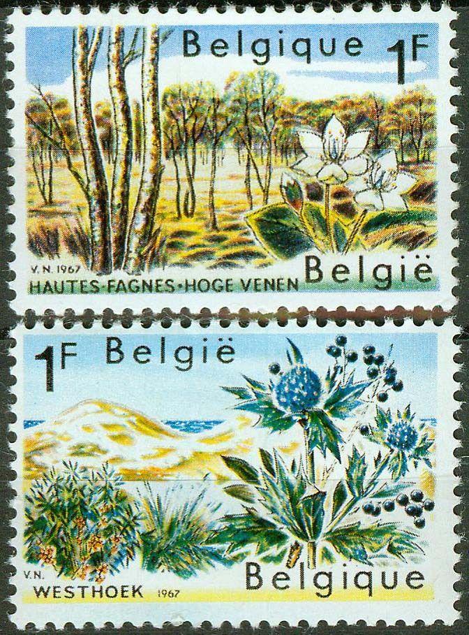 Belgium Conservation 1967