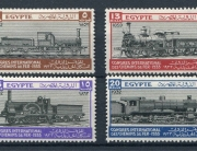 Egypt Railways 1933