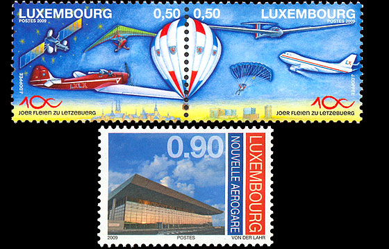 Luxembourg air 2015