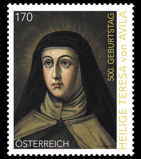 Austria Teresa Avila