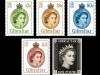 Gibraltar Definitives 2015