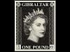 Gibraltar Penny Black 2015