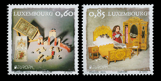 Luxembourg Old Toys 2015