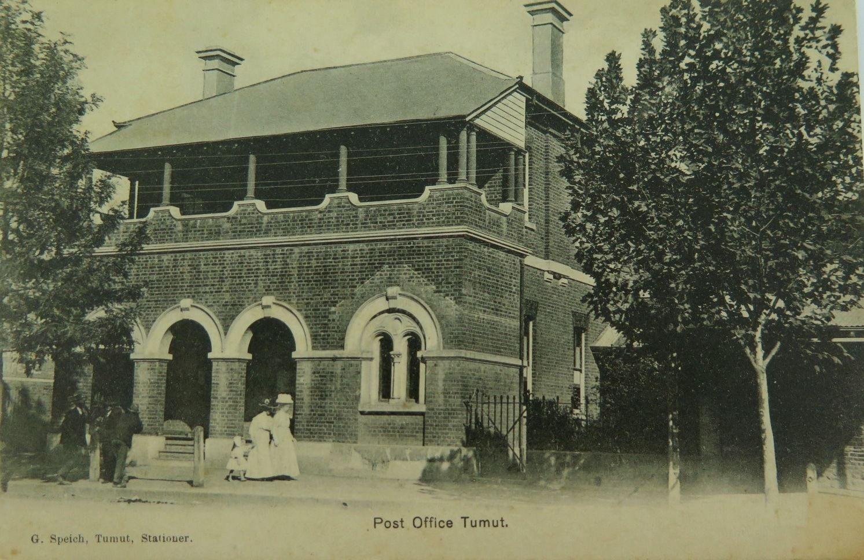 PO Tumut 1909