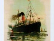 Mail Steamer Dominion Line