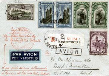 Normal-Airmail-service