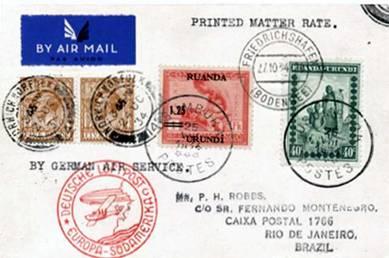 Zeppelin-Mail-11th-S-America-flight-27-30th-Oct-1934