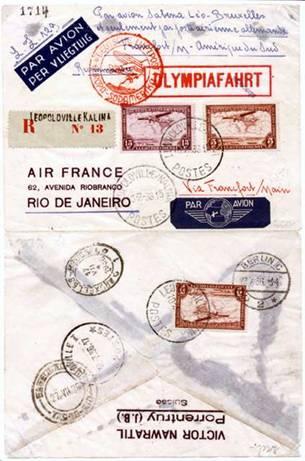 Zeppelin-Mail-9th-S-America-flight-20-24th-July-1936