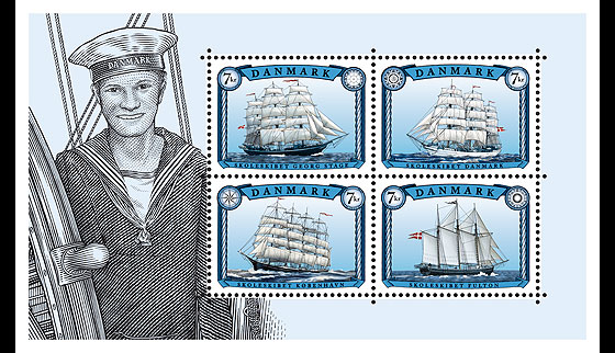 Denmark Sailing ships 2015