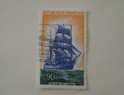 France Sailing ships 1972