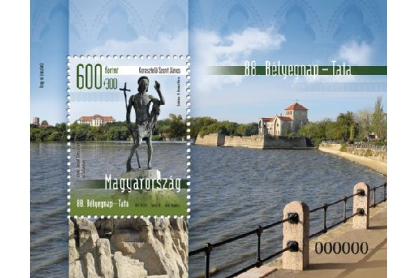 Hungary stamp day 2015