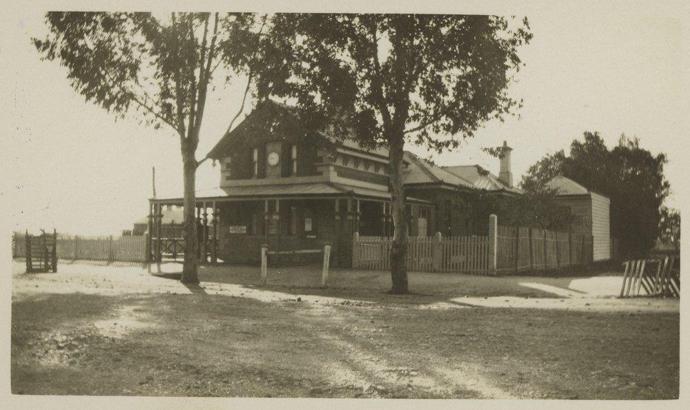 PO Moama 1929