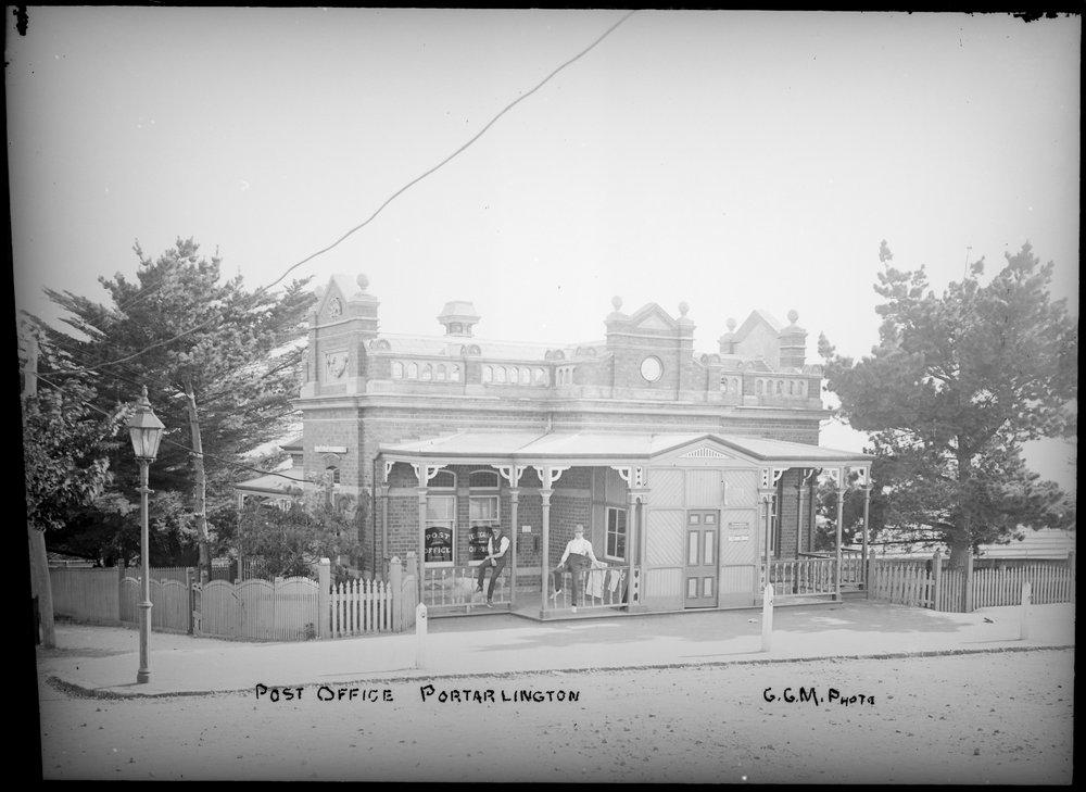 PO Portarlington 1916