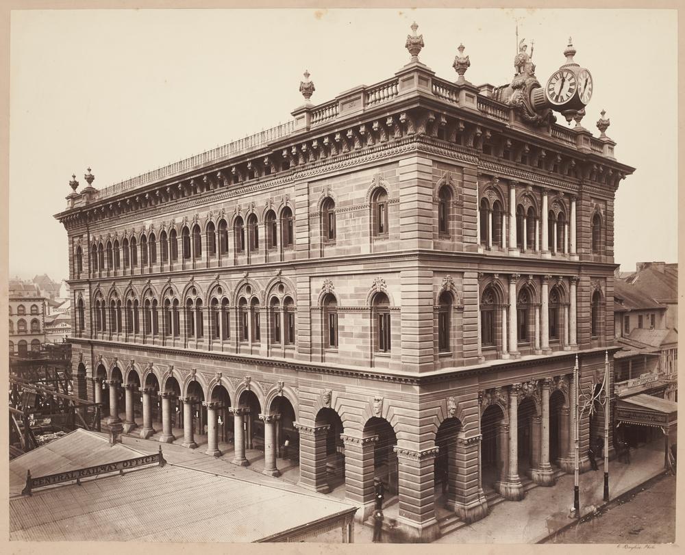 GPO Sydney 1890
