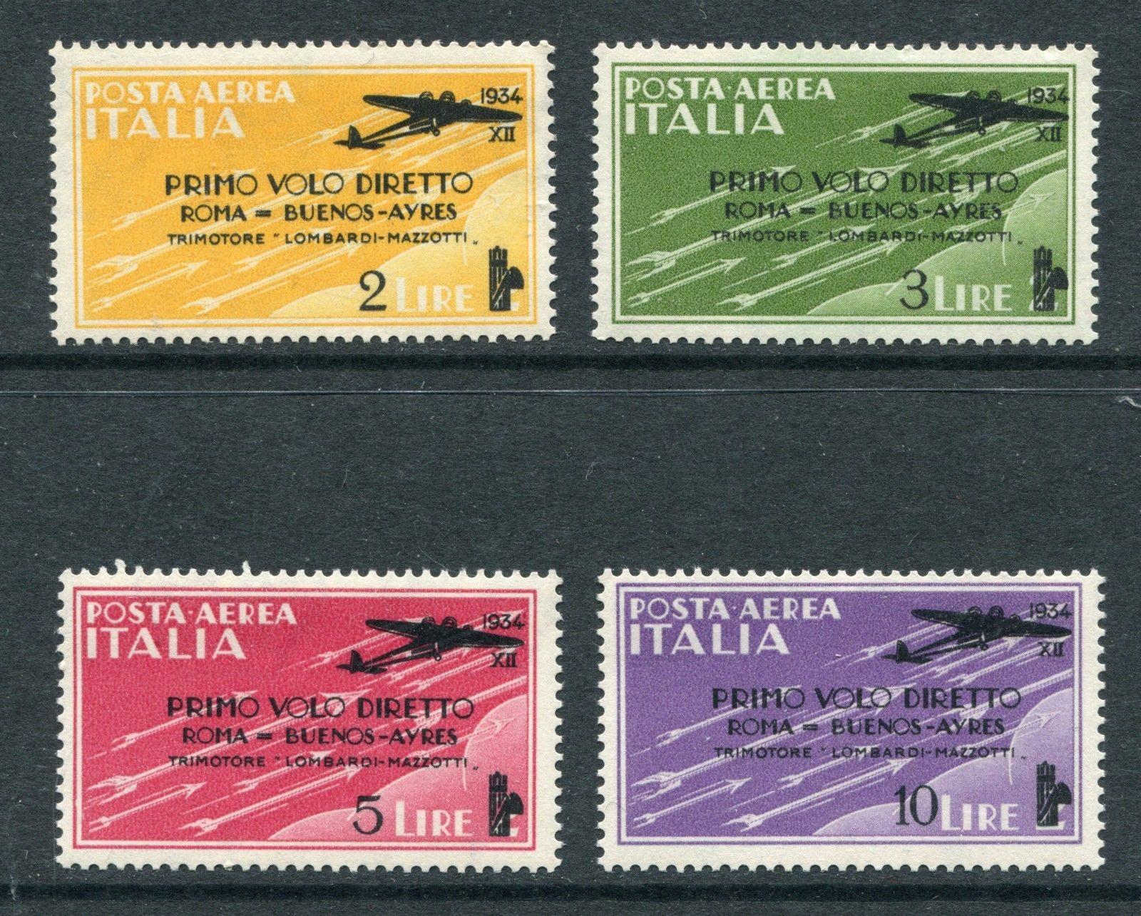 Italy Buenos Ayres 1934