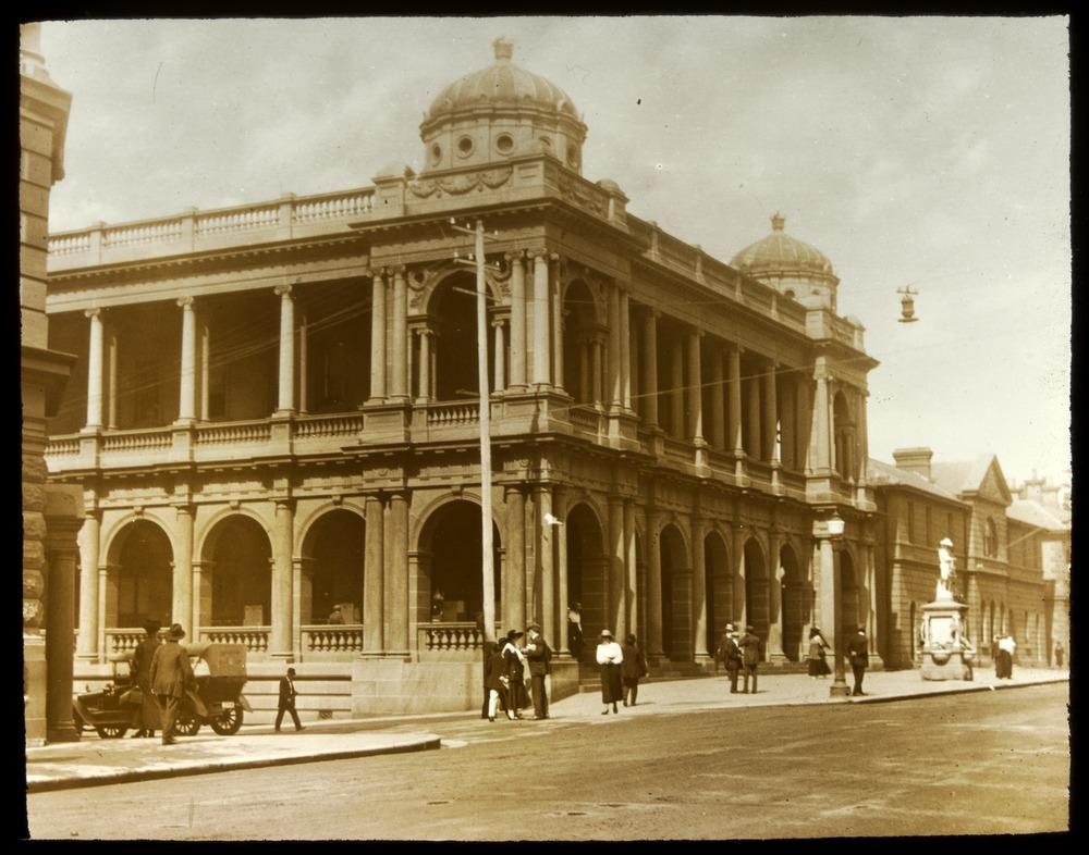 PO Newcastle 1938