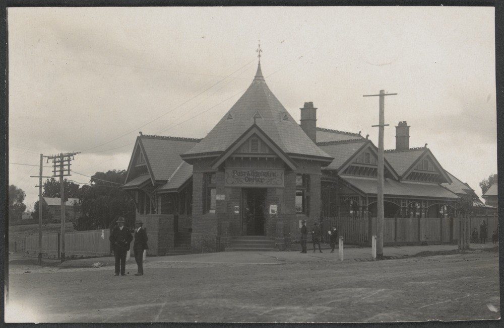 Korumburra Australia  city photos gallery : Post Offices of Victoria: Korumburra c.1919 | Philatelic Database