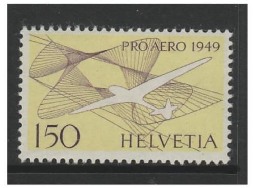 Switzerland Glider 1949