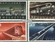 Switzerland railway 1947