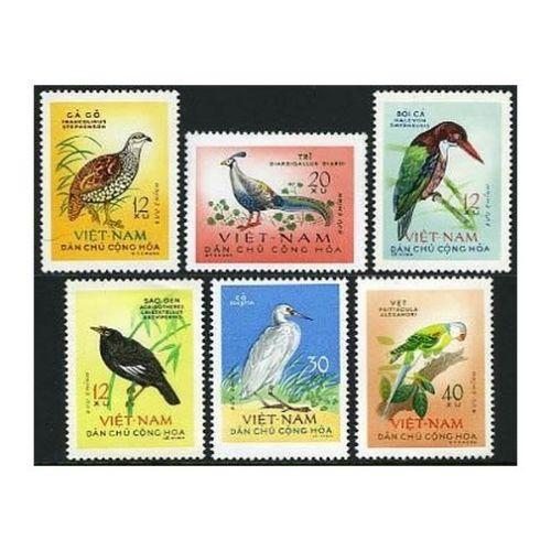 Viet nam Birds 1963