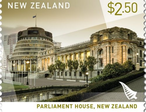 Stamps of New Zealand, Australia & Singapore: Stamp Exhibition (2015)