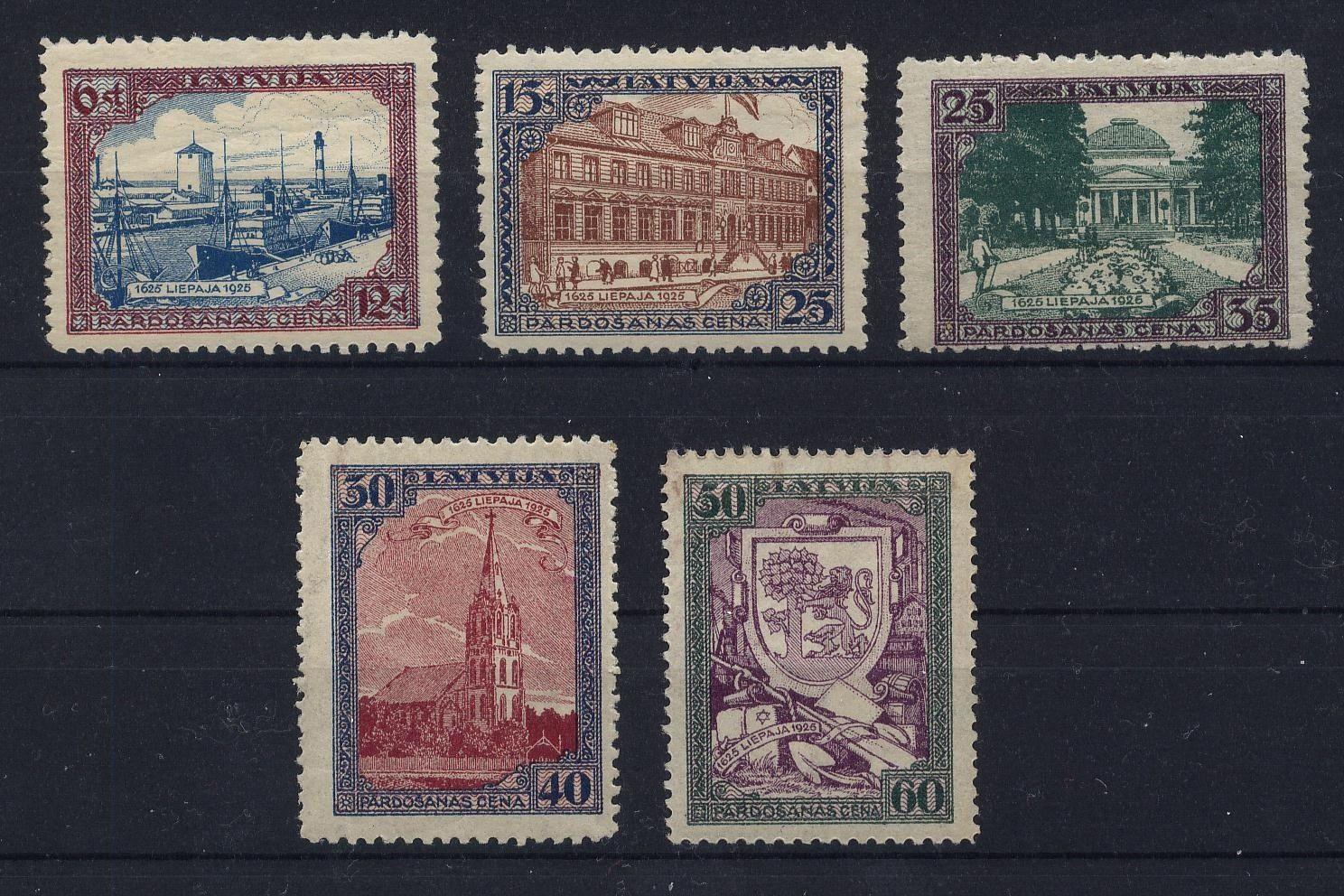 Latvia Views 1925