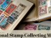 stamp- colllecting month