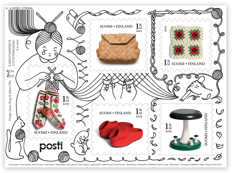 crafts-finland-stamps-l