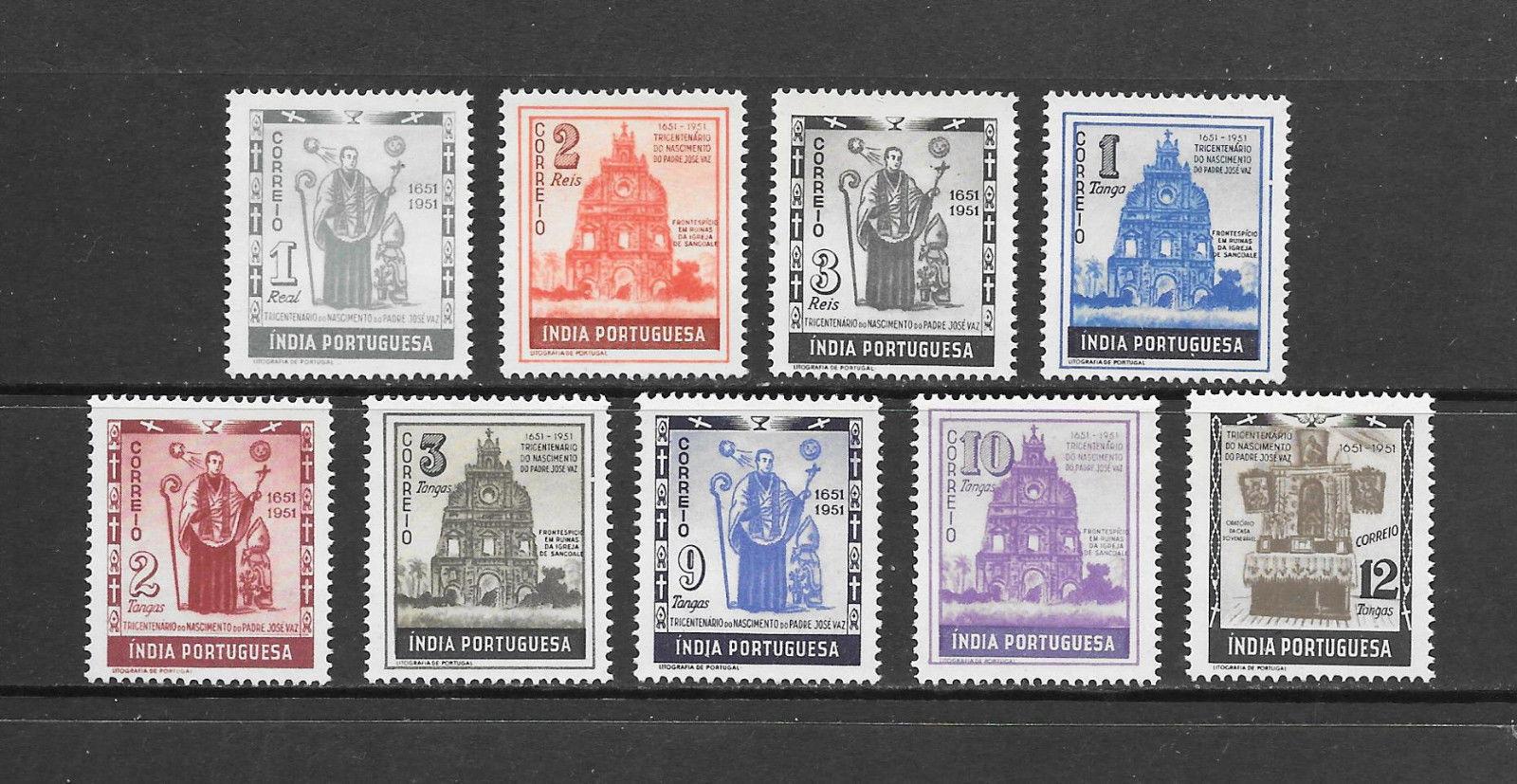 Portuguese India 1951